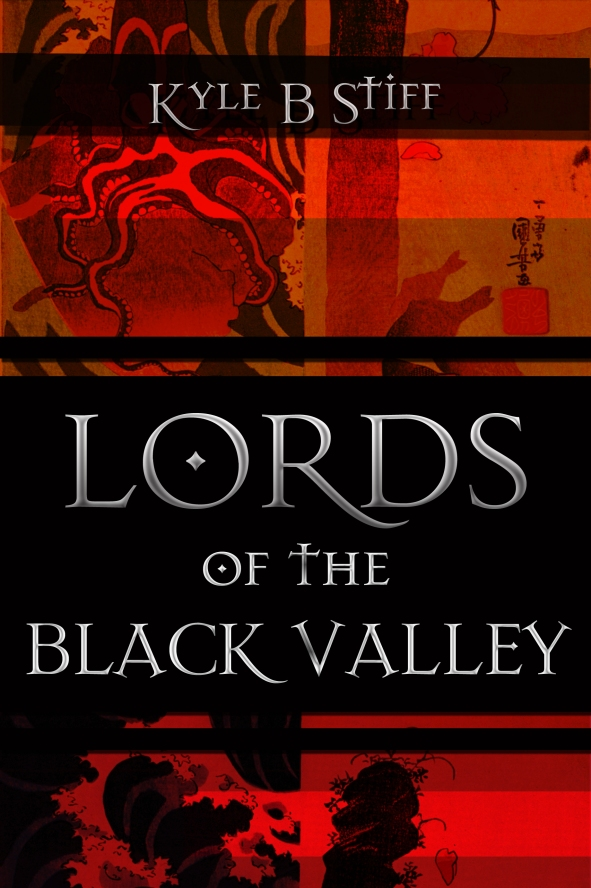Lords of the Black Valley cover