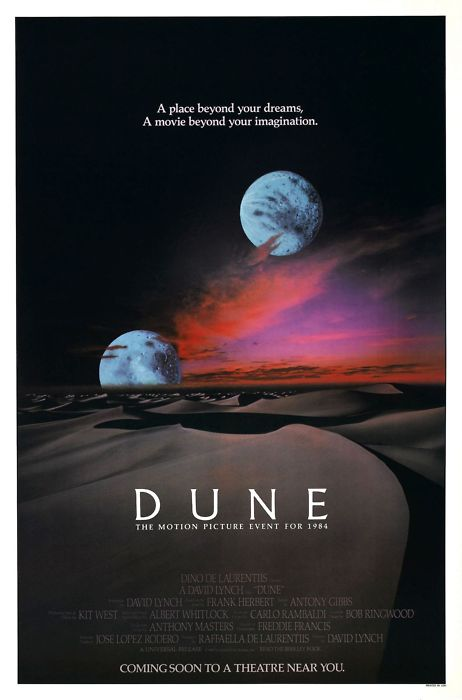 dune cool poster