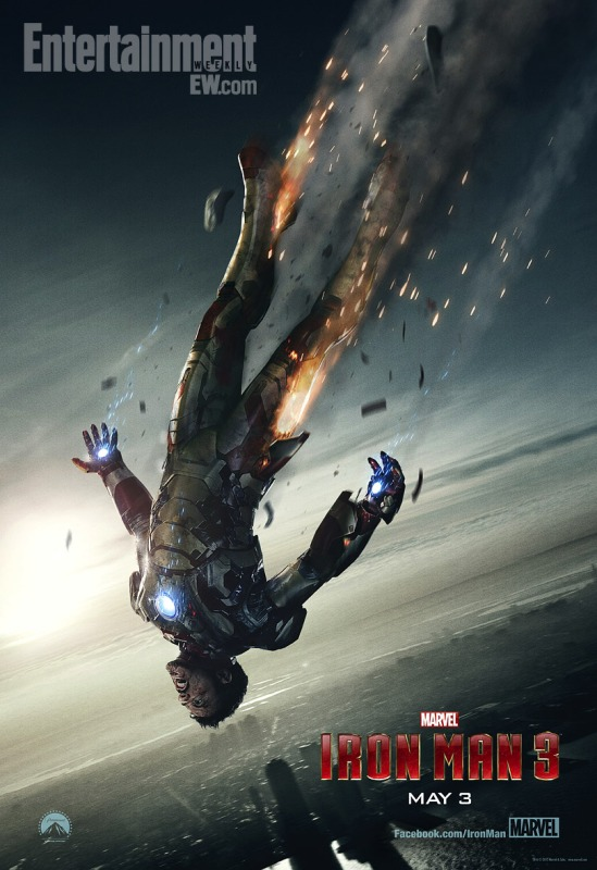 iron man 3 downfall