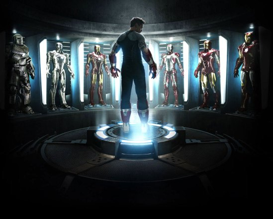 Tony Stark = More than an assembly line.