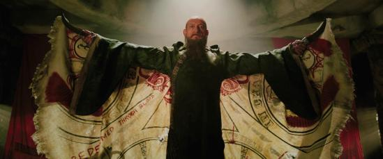 mandarin ben kingsley no video
