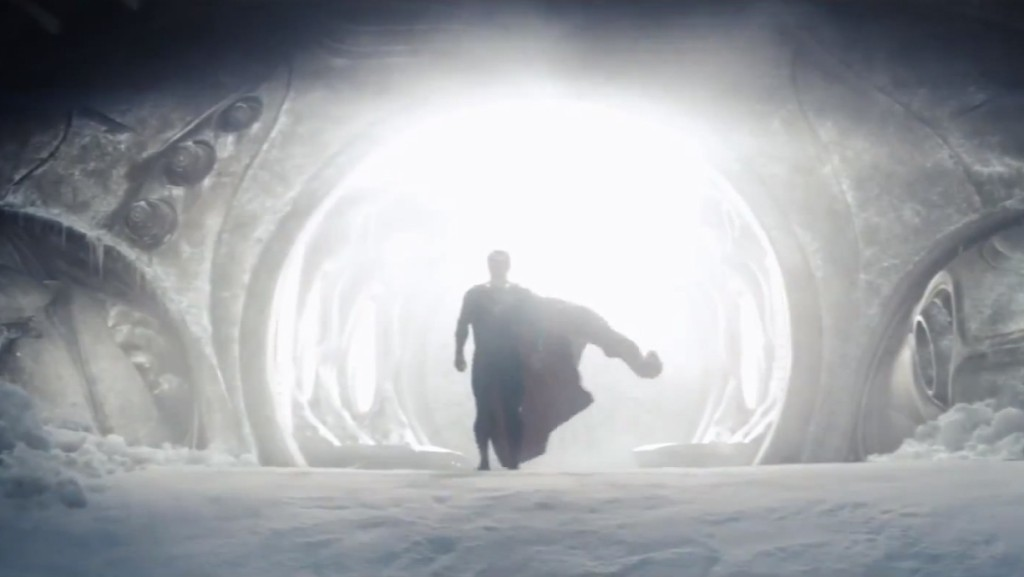 Superman: The Man of Steel and the God of Flesh | kylebstiff