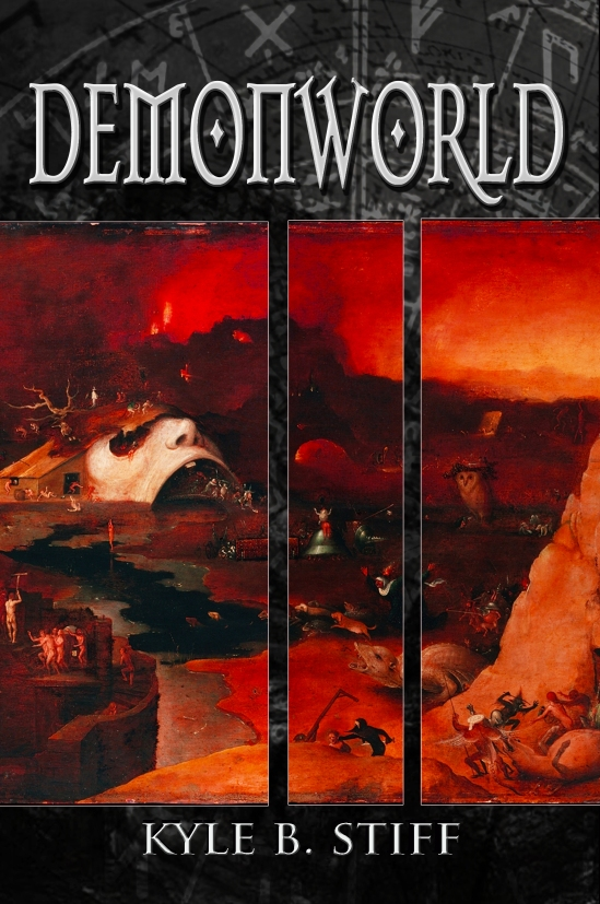 demonworld cover