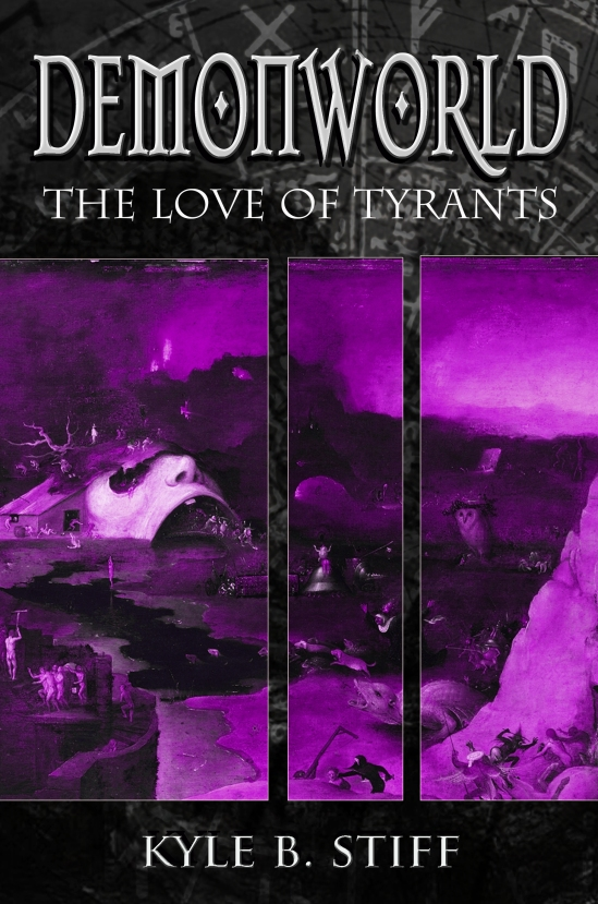 love of tyrants kindle cover 6 x 9