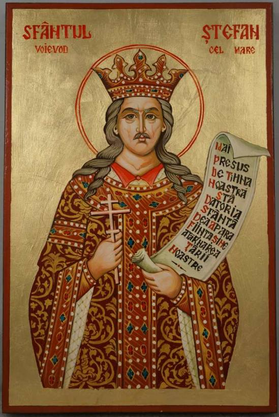 St-Stephen-The-Great-of-Moldova-Orthodox-Icon